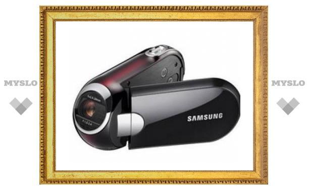Samsung представляет новые камеры