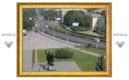 Когда доделают проспект Ленина?