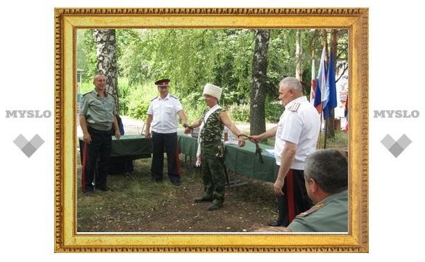 В Тульской области появилось новое казачье общество