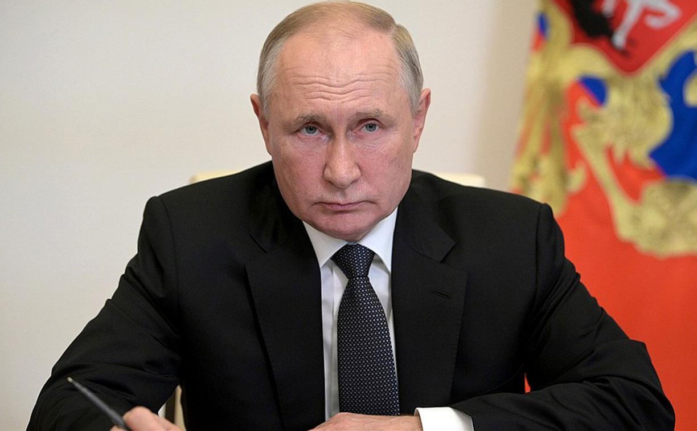Владимир Путин проведет встречу с губернатором Тульской области