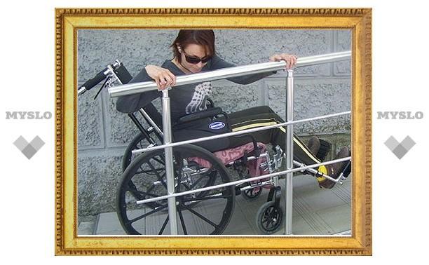 Тульские аптеки не приспособлены для инвалидов