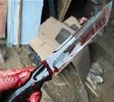 В Чернском районе женщина зарезала собственного мужа