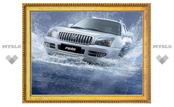 """""""ТагАЗ"""" наладит производство китайской копии Hyundai Santa Fe"""