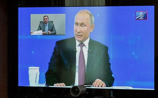 Губернатор Тульской области прокомментировал прямую линию Президента РФ
