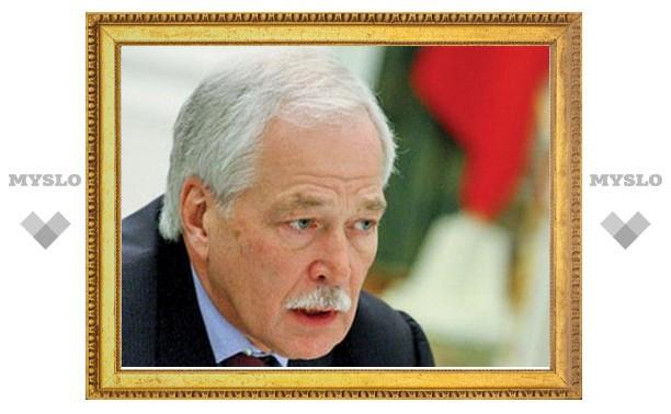 Грызлов возглавит список «Единой России» от Тульской области