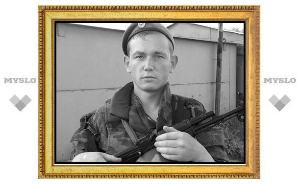 В Рязани повесился тульский десантник
