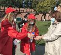 Тулякам и гостям нашего города помогают волонтеры