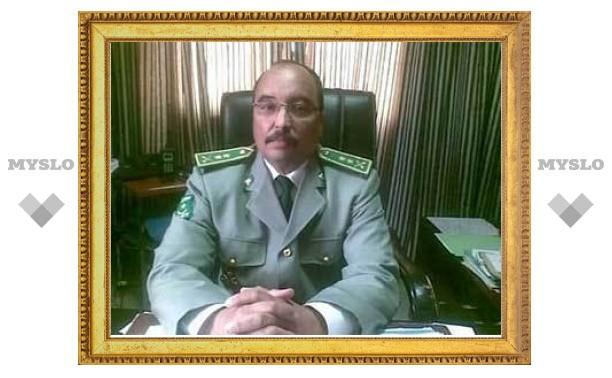 Вертолет главы хунты Мавритании экстренно сел в пустыне