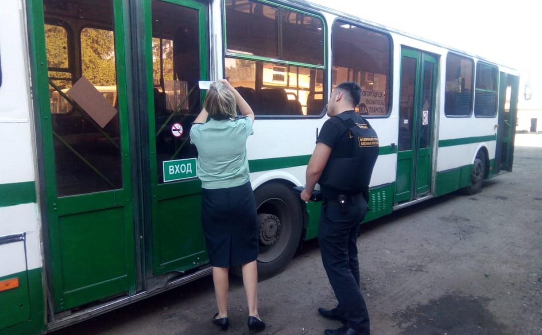 В Тульской области суд запретил транспортной компании перевозку пассажиров автобусами