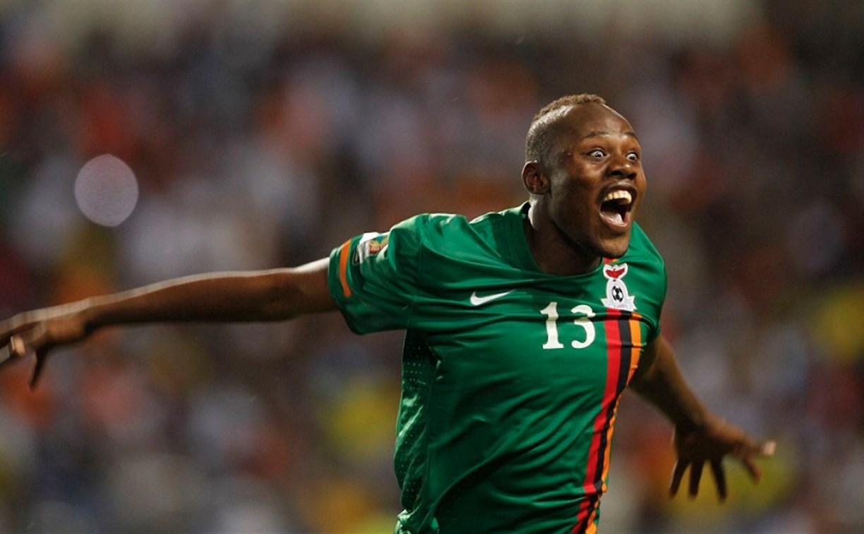 Тульский «Арсенал» арендовал замбийского защитника Сунзу