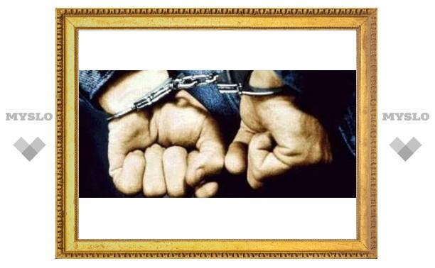 В Новомосковске задержали грабителей