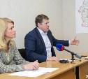 Евгений Авилов встретился с баронами цыганского поселения в Плеханово