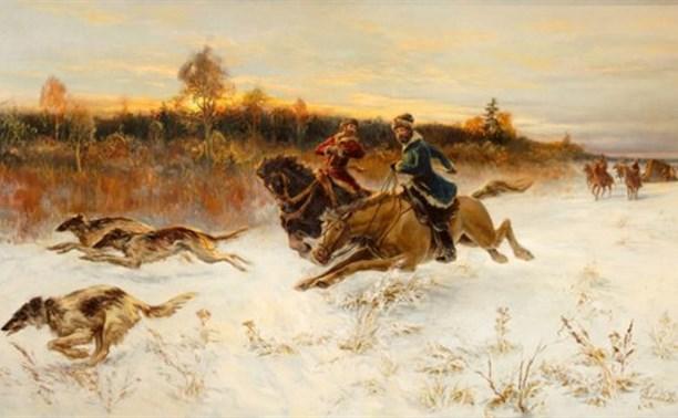 Тулякам расскажут о Першинской псовой охоте