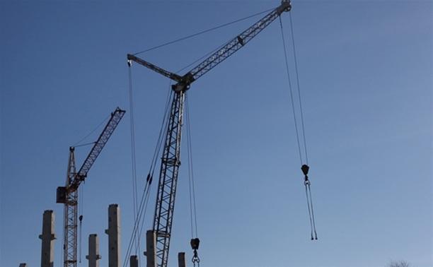 В 2014 году в Тульской области построят 25 стадионов