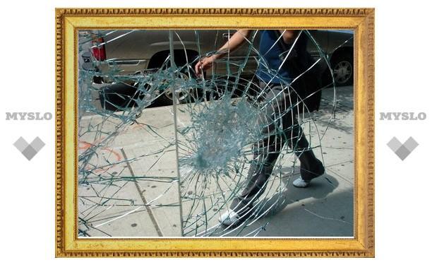 В Туле безработный напал на книжный магазин