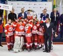 В Новомосковске отгремел Международный детский хоккейный турнир EuroChemCup