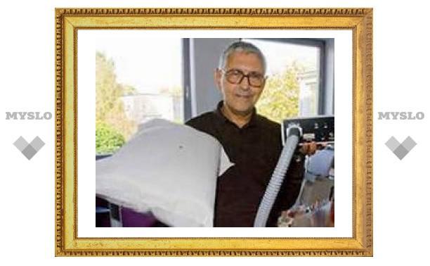 Немецкий ученый создал высокотехнологичную подушку для борьбы с храпом