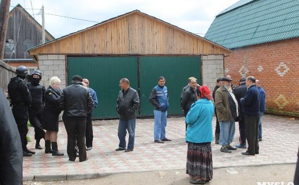 Судебные приставы взыскали с жителей Плеханово более 400 тысяч рублей