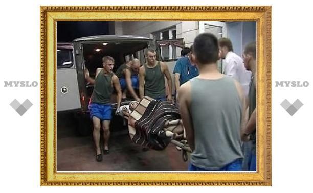 По факту взрыва на полигоне Ашулук возбудили дело