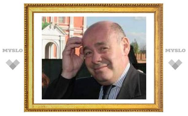 Михаил Швыдкой обещал помочь Туле деньгами