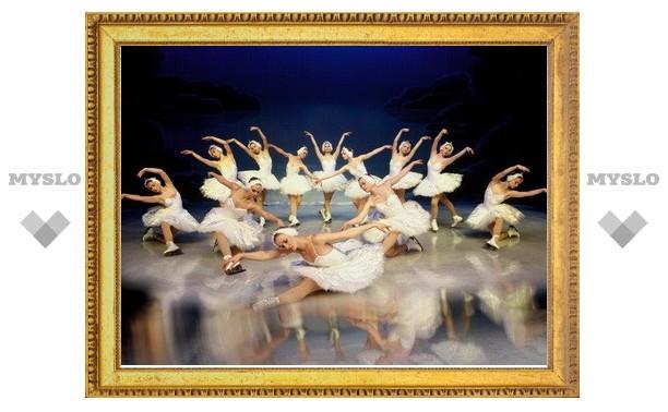 Тулякам покажут балет на льду!