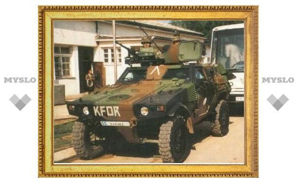 МВД России заинтересовалось французскими бронеавтомобилями