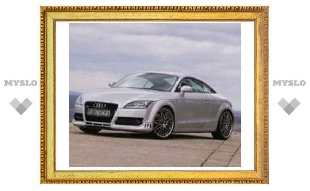 JE Design представил 244-сильную версию Audi TT