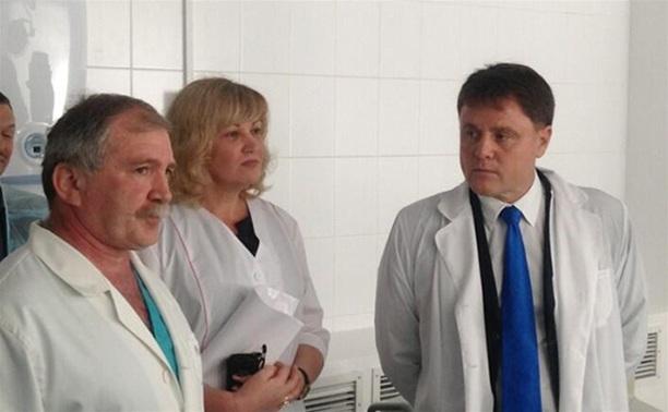 В Туле открылся кардиологический диспансер