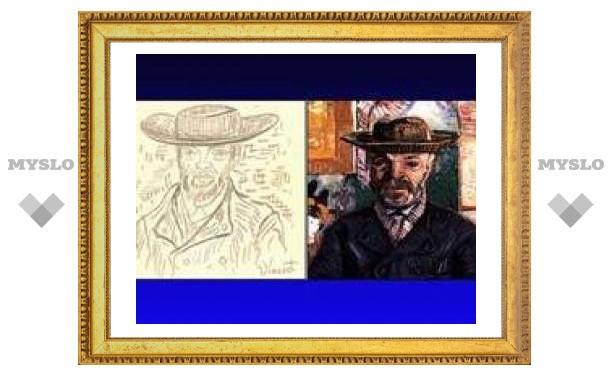 Дочь греческого партизана получила права на блокнот с рисунками Ван Гога