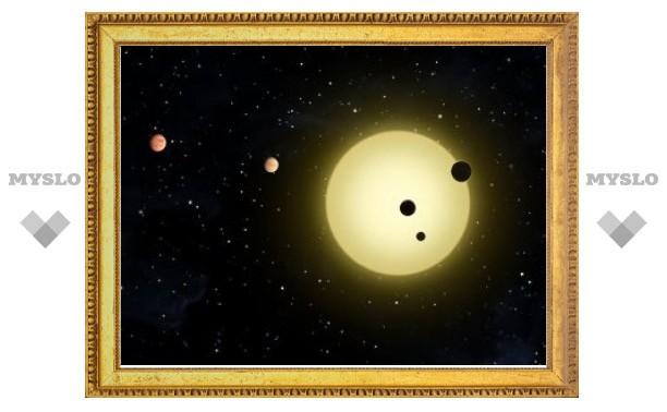"""""""Кеплер"""" обнаружил первую миниземлю"""
