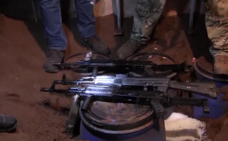 Физик из Серпухова прятал дома и в тульском гараже целый арсенал оружия и боеприпасов