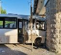В ДТП с автобусом в Туле пострадали 9 человек: фоторепортаж