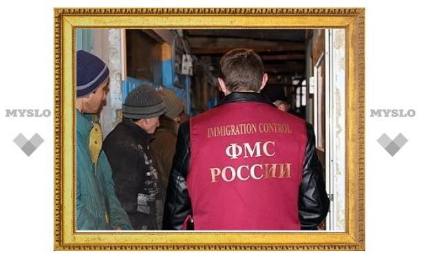 Инспектор ФМС осужден за доставку нелегалов в Санкт-Петербург