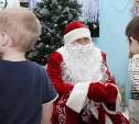 Воспитанников тульского Дома ребёнка посетил Полицейский Дед Мороз