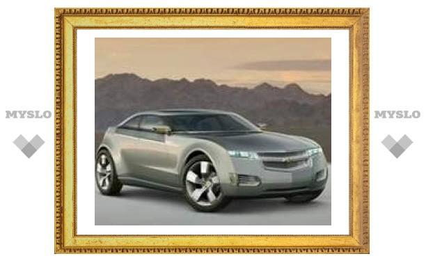 """Серийный """"гибрид"""" Chevrolet будет стоить 40 тысяч долларов"""