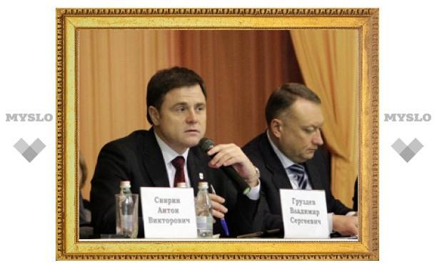Владимир Груздев пообещал за пять лет отремонтировать все дороги в области