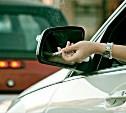МЧС предупреждает об опасности курения в салоне автомобиля
