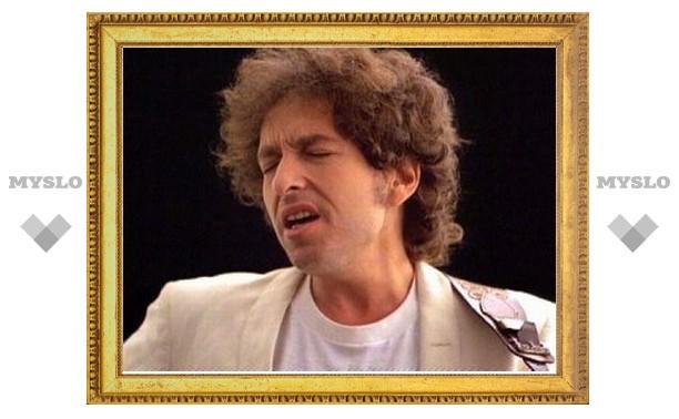 Боб Дилан отказался от гонорара за новый альбом в пользу голодающих в мире