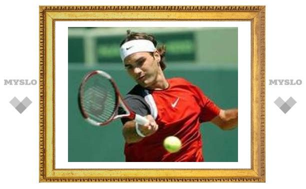 Федерер близок к заключению рекордного рекламного контракта с Nike