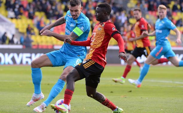 Тульский «Арсенал» на последних минутах матча вырвал победу у «Зенита» – 2:1