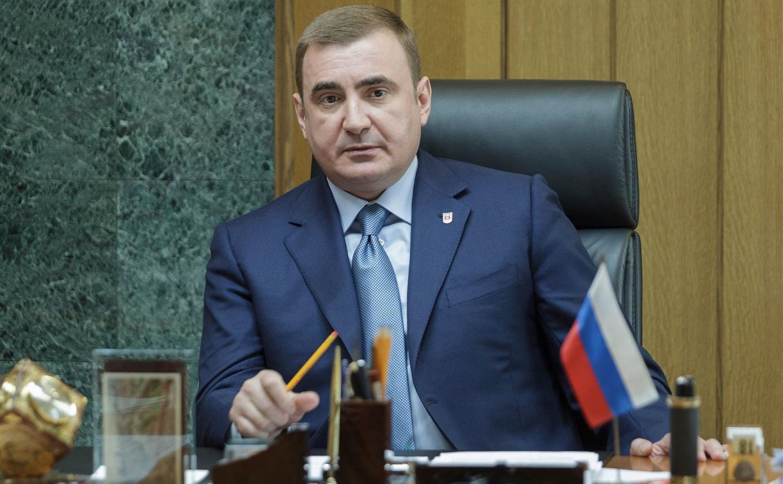 Алексей Дюмин внес изменения в «антиковидный» указ: уточнен порядок празднования Дня Победы
