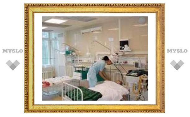 Пациенты тульских больниц рискуют жизнью