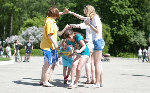 Фестиваль дворовых игр в Туле: выходи гулять!