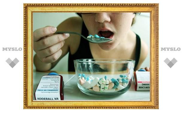 Доказана безопасность амфетаминов для детей