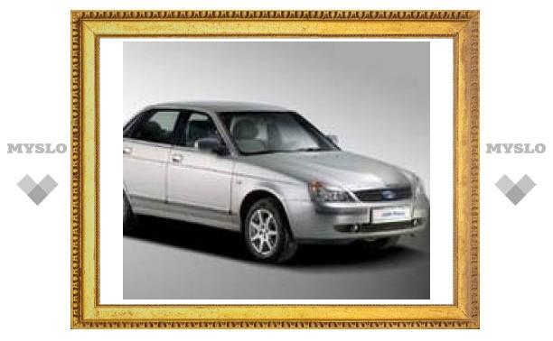 """""""АвтоВАЗ"""" рекомендовал продавать Lada Priora за 10 тысяч 860 долларов"""