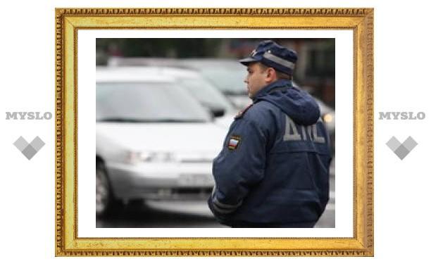 Тульские милиционеры лучшие в стране