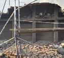 Не пережил капремонта: в Тульской области во время работ рухнула часть жилого дома