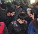 Полиция провела рейд по выявлению нелегальных мигрантов