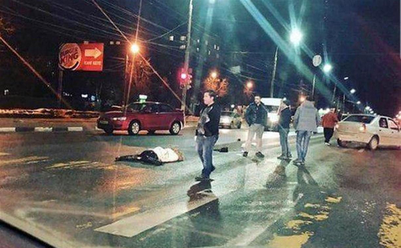 На пр. Ленина в Туле сбили женщину