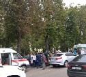 В Новомосковске автомобиль сбил двух девушек